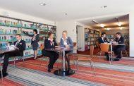 Trải nghiệm môi trường khách sạn đẳng cấp bên trong khu học xá của CĐ César Ritz