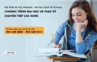 Du học Malaysia cùng Đại học Sunway