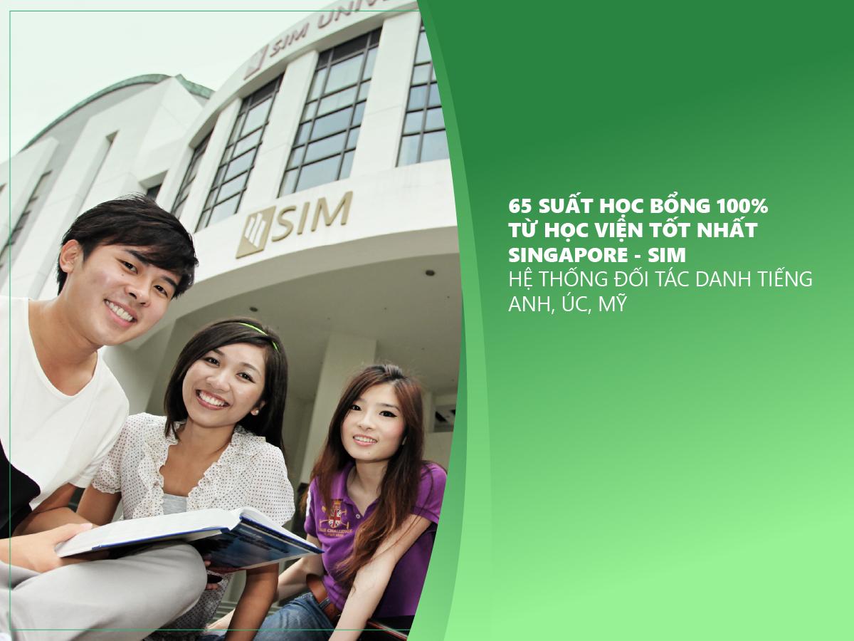 Hội thảo Học viện SIM - Ngôi trường có chất lượng và cơ sở vật chất toàn diện nhất