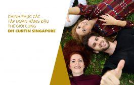 Du học Singapore tại ĐH Curtin: Thiên đường của cơ hội
