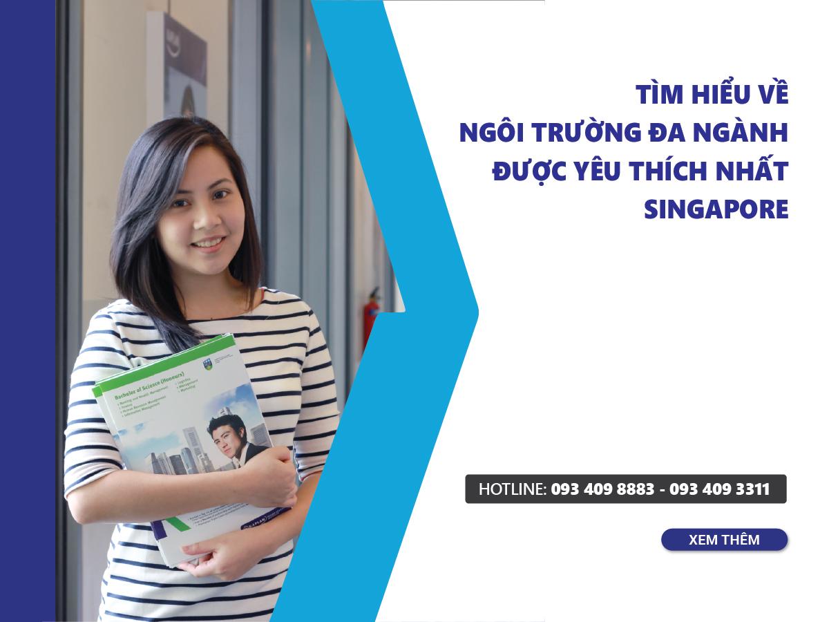 Hội thảo du học với Học viện Kaplan Singapore