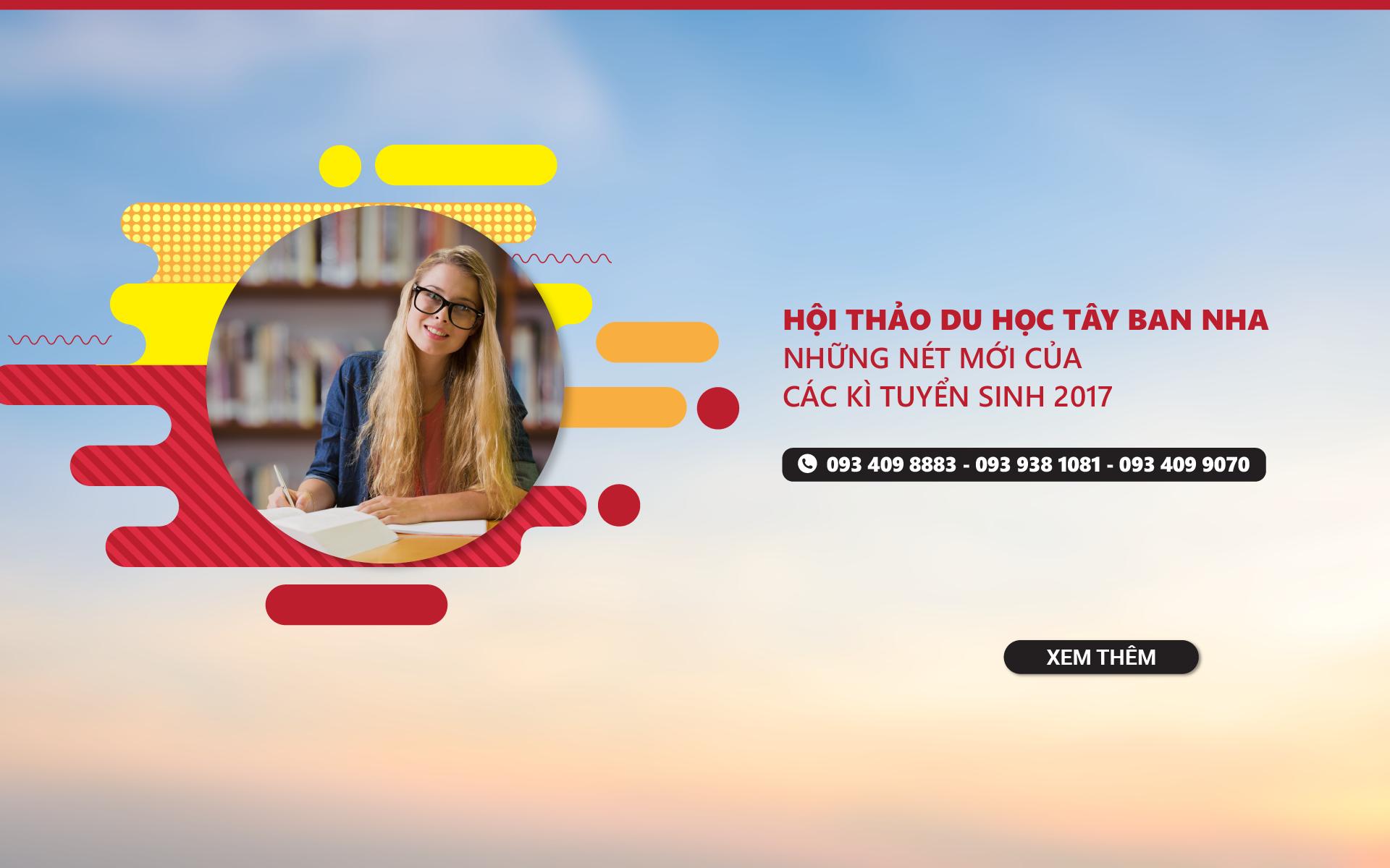 Du học Tây Ban Nha 2017 – Thuận lợi tiếp nối thuận lợi!