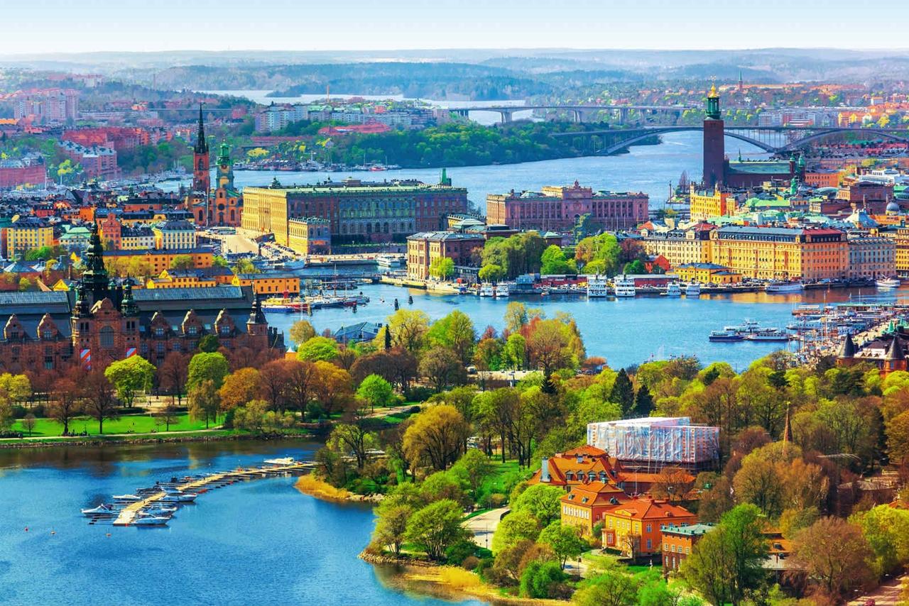 Cẩm nang du học Thụy Điển dành cho bạn