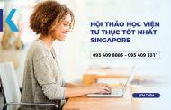 Hội thảo Học viện Kaplan Singapore tháng 4/2018