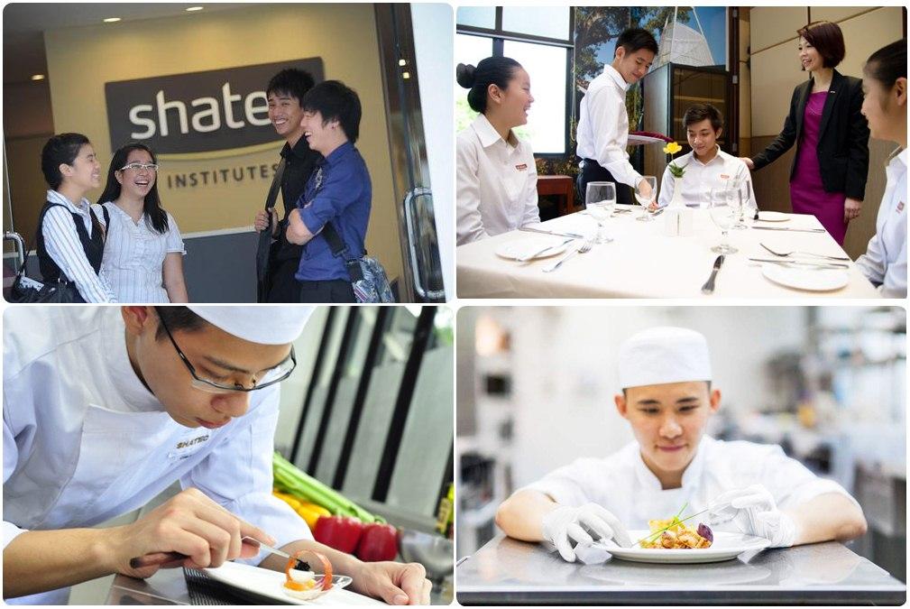 Thành công trong ngành hospitality cùng Học viện Shatec Singapore