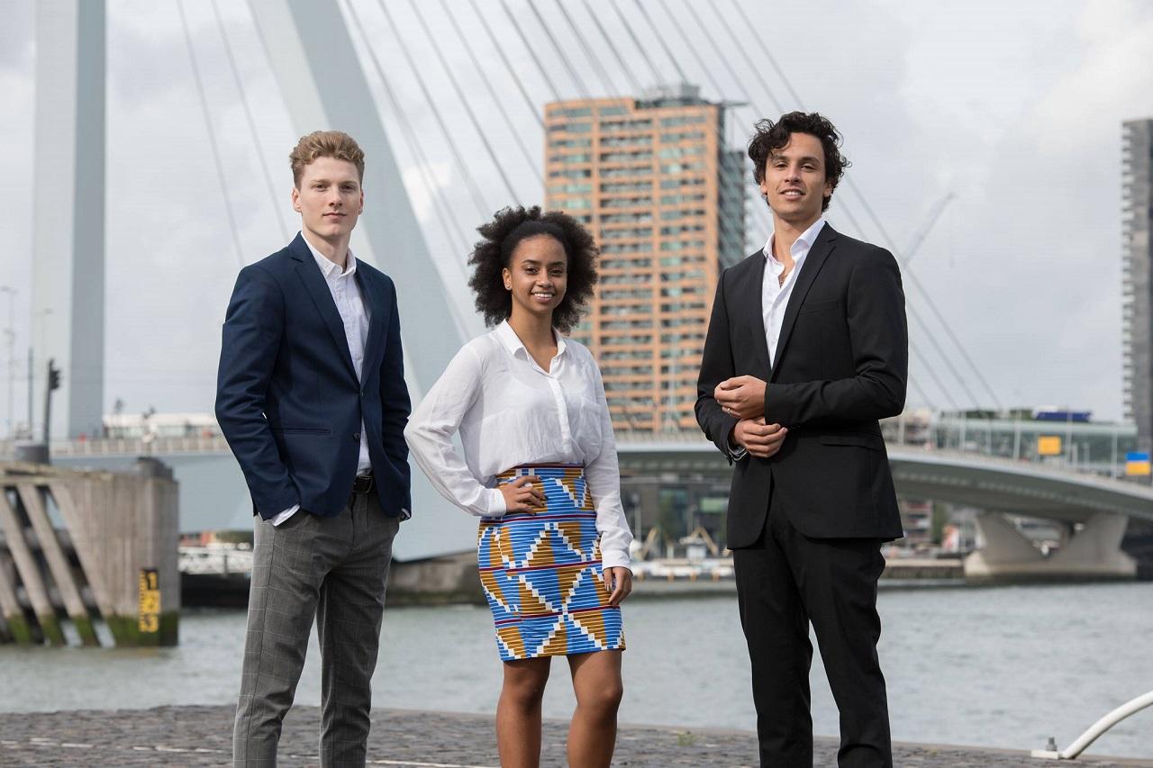 Mở lối sự nghiệp quốc tế với ngành nhiều triển vọng tại Rotterdam