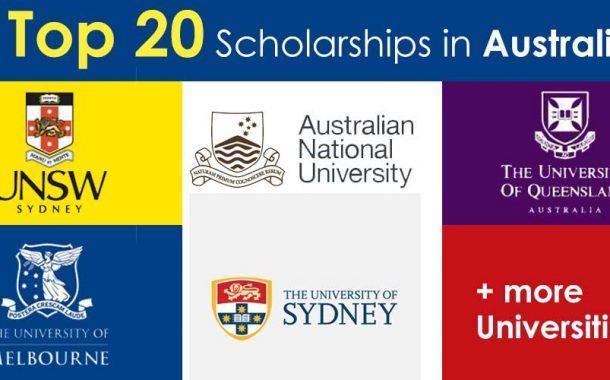 Học bổng du học Úc 2021 đến 100% đang mở đơn!