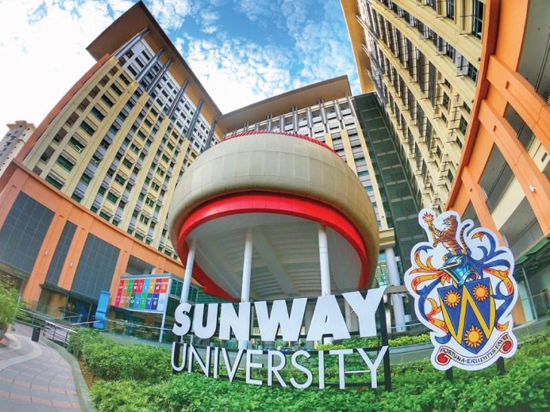 Du học Malaysia tại trường Đại học Sunway chuẩn 6 sao