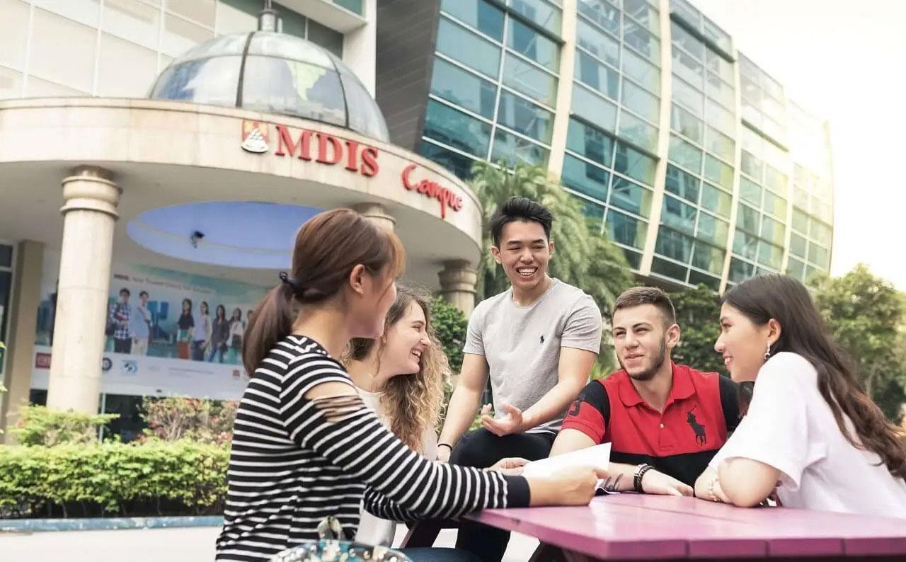 Đừng bỏ lỡ ưu đãi 5,4 triệu đồng và cơ hội tìm hiểu ngành học tại MDIS