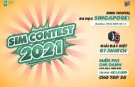 Du học Singapore tại Học viện SIM: iWatch thời thượng, miễn phí ghi danh