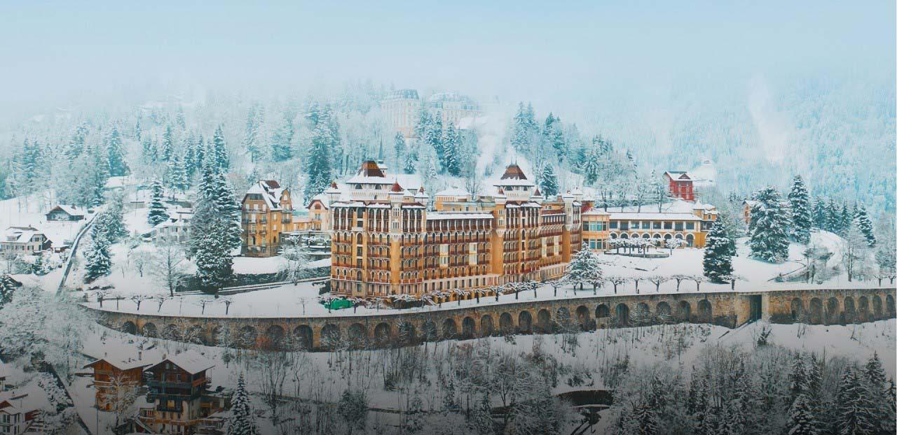 Học quản trị khách sạn trong các cung điện của Thụy Sĩ cùng Học viện SHMS