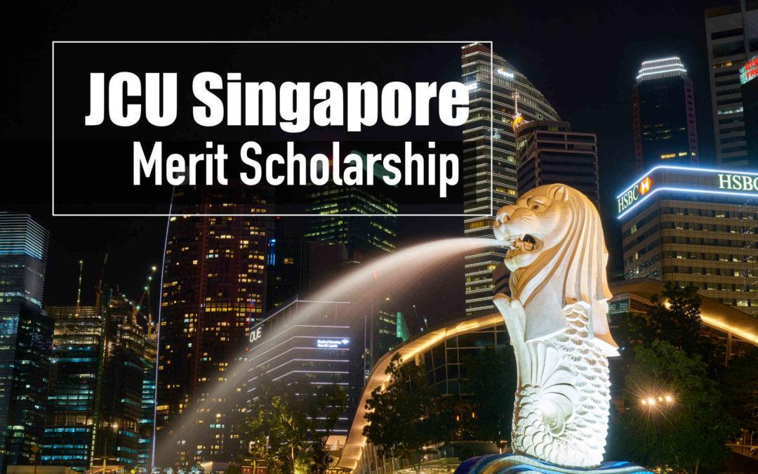 Du học Singapore tại Đại học JCU kỳ tháng 11/2021: Cơ hội học bổng 100%