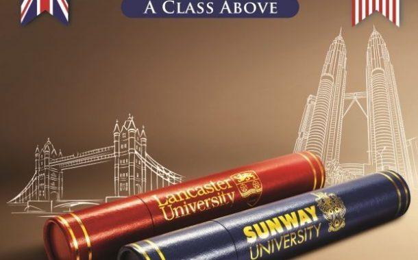 Du học Malaysia tại Đại học Sunway – Trải nghiệm giáo dục đẳng cấp quốc tế